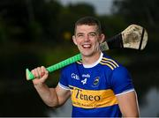 27 July 2021; Ronan Maher of Tipperary during the GAA All-Ireland Senior Hurling Championship Launch in Tullamore, Offaly. Photo by Piaras Ó Mídheach/Sportsfile