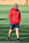 30 July 2021; British and Irish Lions head coach Warren Gatland during the British & Irish Lions Captain's Run at Cape Town Stadium in Cape Town, South Africa. Photo by Ashley Vlotman/Sportsfile
