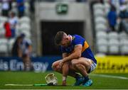 31 July 2021; Padraic Maher of Tipperary after the GAA Hurling All-Ireland Senior Championship Quarter-Final match between Tipperary and Waterford at Pairc Ui Chaoimh in Cork. Photo by Eóin Noonan/Sportsfile