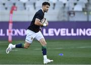 31 July 2021; Conor Murray of the British and Irish Lions prior to the second test of the British and Irish Lions tour match between South Africa and British and Irish Lions at Cape Town Stadium in Cape Town, South Africa. Photo by Ashley Vlotman/Sportsfile