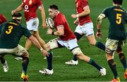 31 July 2021; Jack Conan of British and Irish Lions makes a break during the second test of the British and Irish Lions tour match between South Africa and British and Irish Lions at Cape Town Stadium in Cape Town, South Africa. Photo by Ashley Vlotman/Sportsfile