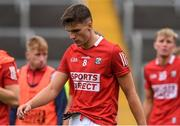 31 July 2021; Brian Hayes of Cork after the 2021 EirGrid GAA All-Ireland Football U20 Championship Semi-Final match between Cork and Offaly at MW Hire O'Moore Park in Portlaoise, Laois. Photo by Matt Browne/Sportsfile