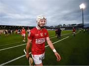 31 July 2021; Patrick Horgan of Cork celebrates following the GAA Hurling All-Ireland Senior Championship Quarter-Final match between Dublin and Cork at Semple Stadium in Thurles, Tipperary. Photo by David Fitzgerald/Sportsfile