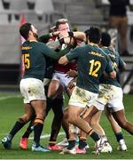 31 July 2021; Stuart Hogg of the British and Irish Lions during the second test of the British and Irish Lions tour match between South Africa and British and Irish Lions at Cape Town Stadium in Cape Town, South Africa. Photo by Ashley Vlotman/Sportsfile
