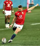 31 July 2021; Dan Biggar of the British and Irish Lions during the second test of the British and Irish Lions tour match between South Africa and British and Irish Lions at Cape Town Stadium in Cape Town, South Africa. Photo by Ashley Vlotman/Sportsfile