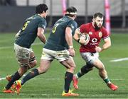 31 July 2021; Luke Cowan-Dickie of the British and Irish Lions during the second test of the British and Irish Lions tour match between South Africa and British and Irish Lions at Cape Town Stadium in Cape Town, South Africa. Photo by Ashley Vlotman/Sportsfile