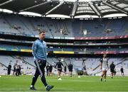 1 August 2021; Philip McMahon of Dublin walks the pitch before the Leinster GAA Football Senior Championship Final match between Dublin and Kildare at Croke Park in Dublin. Photo by Harry Murphy/Sportsfile
