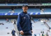 1 August 2021; Kildare manager Jack O'Connor walks the pitch before the Leinster GAA Football Senior Championship Final match between Dublin and Kildare at Croke Park in Dublin. Photo by Harry Murphy/Sportsfile