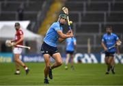31 July 2021; Chris Crummey of Dublin during the GAA Hurling All-Ireland Senior Championship Quarter-Final match between Dublin and Cork at Semple Stadium in Thurles, Tipperary. Photo by David Fitzgerald/Sportsfile