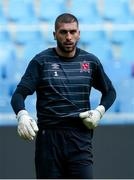 4 August 2021; Dundalk goalkeeper Alessio Abibi during a Dundalk squad training session at GelreDome in Arnhem, Netherlands. Photo by Rene Nijhuis/Sportsfile