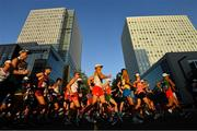 6 August 2021; A general view of the men's 50 kilometre walk final at Sapporo Odori Park on day 14 during the 2020 Tokyo Summer Olympic Games in Sapporo, Japan. Photo by Ramsey Cardy/Sportsfile