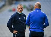 7 August 2021; Waterford manager Liam Cahill before the GAA Hurling All-Ireland Senior Championship semi-final match between Limerick and Waterford at Croke Park in Dublin. Photo by Eóin Noonan/Sportsfile