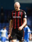 7 August 2021; Georgie Kelly of Bohemians after the SSE Airtricity League Premier Division between Waterford and Bohemians at RSC in Waterford. Photo by Matt Browne/Sportsfile