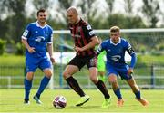 7 August 2021; Georgie Kelly of Bohemians in action against Waterford during the SSE Airtricity League Premier Division between Waterford and Bohemians at RSC in Waterford. Photo by Matt Browne/Sportsfile