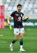 7 August 2021; Conor Murray of British and Irish Lions before the third test of the British and Irish Lions tour match between South Africa and British and Irish Lions at Cape Town Stadium in Cape Town, South Africa. Photo by Ashley Vlotman/Sportsfile