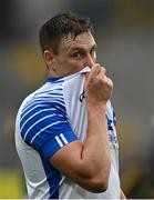 7 August 2021; Austin Gleeson of Waterford after his side's defeat in the GAA Hurling All-Ireland Senior Championship semi-final match between Limerick and Waterford at Croke Park in Dublin. Photo by Piaras Ó Mídheach/Sportsfile