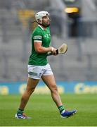 7 August 2021; Aaron Gillane of Limerick during the GAA Hurling All-Ireland Senior Championship semi-final match between Limerick and Waterford at Croke Park in Dublin. Photo by Seb Daly/Sportsfile