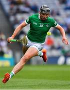 7 August 2021; Gearóid Hegarty of Limerick during the GAA Hurling All-Ireland Senior Championship semi-final match between Limerick and Waterford at Croke Park in Dublin. Photo by Ray McManus/Sportsfile