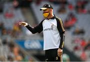 8 August 2021; Kilkenny manager Brian Cody before the GAA Hurling All-Ireland Senior Championship semi-final match between Kilkenny and Cork at Croke Park in Dublin. Photo by Harry Murphy/Sportsfile