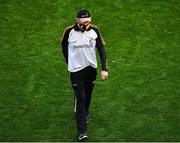 8 August 2021; A dejected Kilkenny manager Brian Cody after the GAA Hurling All-Ireland Senior Championship semi-final match between Kilkenny and Cork at Croke Park in Dublin. Photo by Daire Brennan/Sportsfile