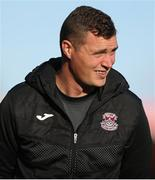 13 August 2021; Cobh Ramblers interim manager Darren Murphy before the SSE Airtricity League First Division match between Cork City and Cobh Ramblers at Turners Cross in Cork. Photo by Michael P Ryan/Sportsfile