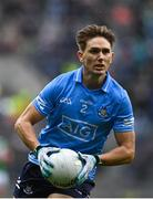 14 August 2021; Michael Fitzsimons of Dublin during the GAA Football All-Ireland Senior Championship semi-final match between Dublin and Mayo at Croke Park in Dublin. Photo by Seb Daly/Sportsfile
