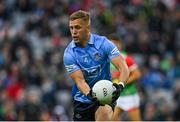 14 August 2021; Jonny Cooper of Dublin during the GAA Football All-Ireland Senior Championship semi-final match between Dublin and Mayo at Croke Park in Dublin. Photo by Seb Daly/Sportsfile