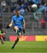 14 August 2021; Brian Fenton of Dublin during the GAA Football All-Ireland Senior Championship semi-final match between Dublin and Mayo at Croke Park in Dublin. Photo by Seb Daly/Sportsfile