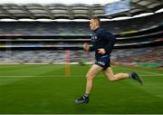 14 August 2021; Con O'Callaghan of Dublin before the GAA Football All-Ireland Senior Championship semi-final match between Dublin and Mayo at Croke Park in Dublin. Photo by Seb Daly/Sportsfile