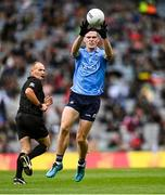 14 August 2021; Brian Fenton of Dublin during the GAA Football All-Ireland Senior Championship semi-final match between Dublin and Mayo at Croke Park in Dublin. Photo by Ramsey Cardy/Sportsfile