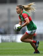 14 August 2021; Sarah Rowe of Mayo during the TG4 Ladies Football All-Ireland Championship semi-final match between Dublin and Mayo at Croke Park in Dublin. Photo by Piaras Ó Mídheach/Sportsfile