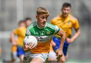 15 August 2021; Jack Bryant of Offaly during the 2021 Eirgrid GAA Football All-Ireland U20 Championship Final match between Roscommon and Offaly at Croke Park in Dublin. Photo by Stephen McCarthy/Sportsfile