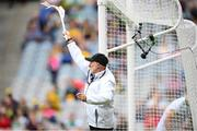 15 August 2021; Umpire Shane Dorrity during the 2021 Eirgrid GAA Football All-Ireland U20 Championship Final match between Roscommon and Offaly at Croke Park in Dublin. Photo by Stephen McCarthy/Sportsfile