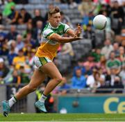 15 August 2021; Keith O'Neill of Offaly during the 2021 Eirgrid GAA Football All-Ireland U20 Championship Final match between Roscommon and Offaly at Croke Park in Dublin. Photo by Ray McManus/Sportsfile