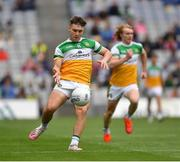 15 August 2021; Oisín Keenan Martin of Offaly during the 2021 Eirgrid GAA Football All-Ireland U20 Championship Final match between Roscommon and Offaly at Croke Park in Dublin. Photo by Ray McManus/Sportsfile