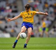 15 August 2021; Robbie Dolan of Roscommon during the 2021 Eirgrid GAA Football All-Ireland U20 Championship Final match between Roscommon and Offaly at Croke Park in Dublin. Photo by Ray McManus/Sportsfile