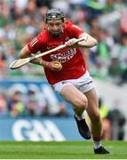 22 August 2021; Jack O'Connor of Cork during the GAA Hurling All-Ireland Senior Championship Final match between Cork and Limerick in Croke Park, Dublin. Photo by Brendan Moran/Sportsfile