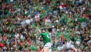 22 August 2021; Declan Hannon of Limerick during the GAA Hurling All-Ireland Senior Championship Final match between Cork and Limerick in Croke Park, Dublin. Photo by Stephen McCarthy/Sportsfile