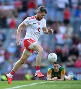 28 August 2021; Matthew Donnelly of Tyrone during the GAA Football All-Ireland Senior Championship semi-final match between Kerry and Tyrone at Croke Park in Dublin. Photo by Stephen McCarthy/Sportsfile