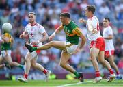 28 August 2021; David Clifford of Kerry during the GAA Football All-Ireland Senior Championship semi-final match between Kerry and Tyrone at Croke Park in Dublin. Photo by Stephen McCarthy/Sportsfile