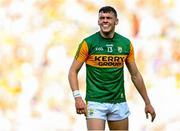28 August 2021; David Clifford of Kerry during the GAA Football All-Ireland Senior Championship semi-final match between Kerry and Tyrone at Croke Park in Dublin. Photo by Piaras Ó Mídheach/Sportsfile