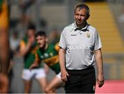 28 August 2021; Kerry manager Peter Keane before the GAA Football All-Ireland Senior Championship semi-final match between Kerry and Tyrone at Croke Park in Dublin. Photo by Piaras Ó Mídheach/Sportsfile