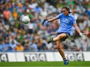 5 September 2021; Hannah Tyrrell of Dublin during the TG4 All-Ireland Ladies Senior Football Championship Final match between Dublin and Meath at Croke Park in Dublin. Photo by Eóin Noonan/Sportsfile