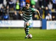 3 September 2021; Aaron Greene of Shamrock Rovers during the SSE Airtricity League Premier Division match between Finn Harps and Shamrock Rovers at Finn Park in Ballybofey, Donegal. Photo by Ben McShane/Sportsfile