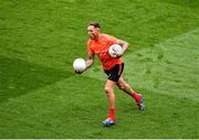 11 September 2021; Mayo selector Ciarán McDonald before the GAA Football All-Ireland Senior Championship Final match between Mayo and Tyrone at Croke Park in Dublin. Photo by Daire Brennan/Sportsfile