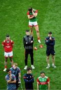 11 September 2021; Aidan O'Shea of Mayo after the GAA Football All-Ireland Senior Championship Final match between Mayo and Tyrone at Croke Park in Dublin. Photo by Daire Brennan/Sportsfile