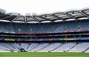 12 September 2021; A general view of Croke Park before the All-Ireland Intermediate Camogie Championship Final match between Antrim and Kilkenny at Croke Park in Dublin. Photo by Ben McShane/Sportsfile