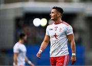 11 September 2021; Michael McKernan of Tyrone during the GAA Football All-Ireland Senior Championship Final match between Mayo and Tyrone at Croke Park in Dublin. Photo by David Fitzgerald/Sportsfile