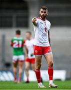 11 September 2021; Ronan McNamee of Tyrone during the GAA Football All-Ireland Senior Championship Final match between Mayo and Tyrone at Croke Park in Dublin. Photo by David Fitzgerald/Sportsfile