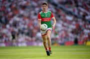 11 September 2021; Conor Loftus of Mayo during the GAA Football All-Ireland Senior Championship Final match between Mayo and Tyrone at Croke Park in Dublin. Photo by Stephen McCarthy/Sportsfile